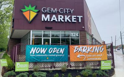 DAYTON'S GEM CITY MARKET HOPES TO AID IN IMPROVING COMMUNITY EMPLOYMENT & SUSTAINABILITY
