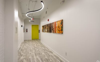 GRAPHIC ARTS LOFTS SUPPORTS LOCAL HISTORY AND PROVIDES GREAT LIVING IN DOWNTOWN DAYTON